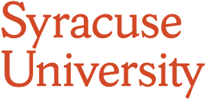 Logo Syracuse University